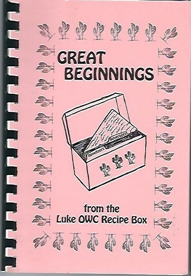 Image for Great Beginnings From The Luke Owc Recipe Box