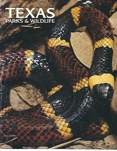 Image for Texas Parks & Wildlife Magazine May 1985, Volume 43, No. 5
