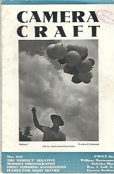 Image for Camera Craft May 1937 A Photographic Monthly, Volume XLIV Number 5