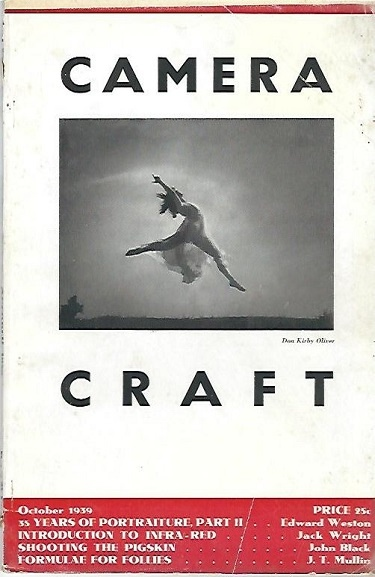 Image for Camera Craft October 1939 A Photographic Monthly Volume XLVI Number 10