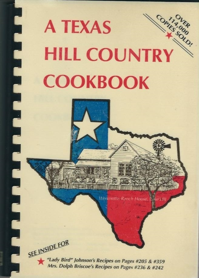 Image for A Texas Hill Country Cookbook