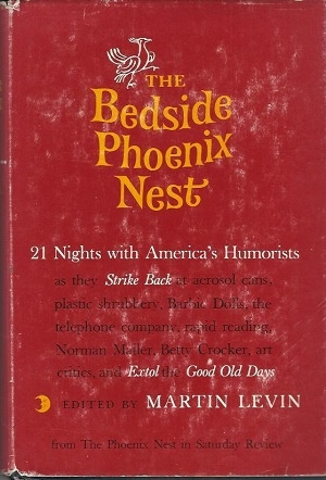 Image for The Bedside Phoenix Nest 21 Nights with America's Humorists