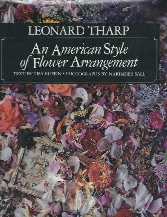 Image for Leonard Tharp, An American Style Of Flower Arrangement
