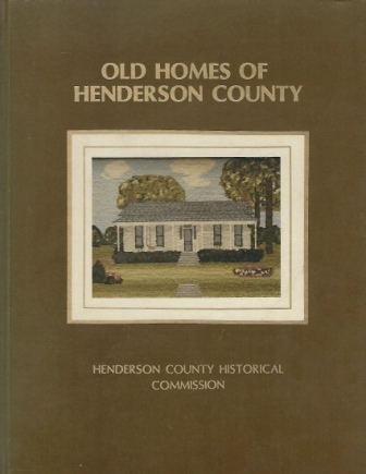 Image for Old Homes of Henderson County
