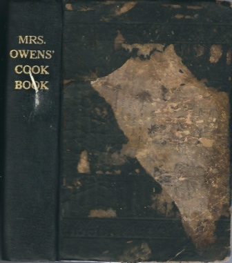 Image for Mrs. Owens' Cook Book and Useful Household Hints