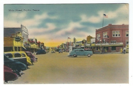 Image for Main Street, Taylor, Texas