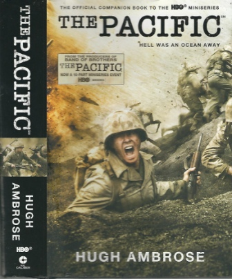Image for The Pacific The Official Companion Book to the HBO Miniseries