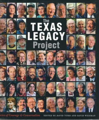 Image for The Texas Legacy Project  Stories of Courage and Conservation