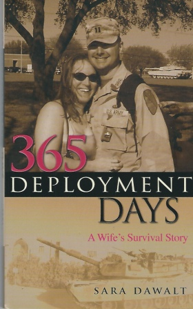 Image for 365 Deployment Days  A Wife's Survival Story