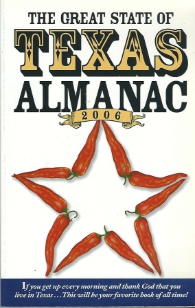 Image for The Great State Of Texas Almanac (2006)