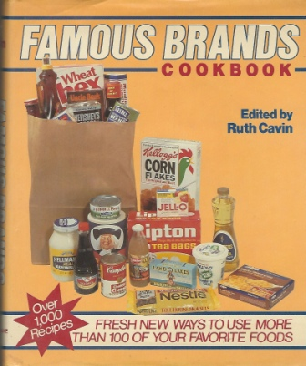 Image for Famous Brands Cookbook
