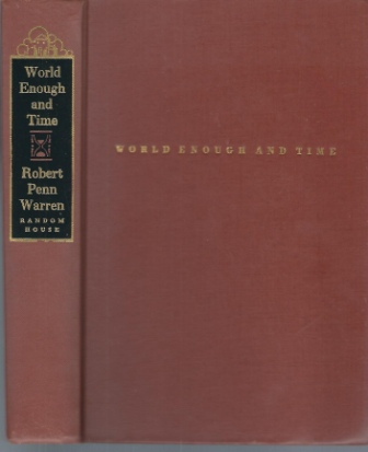 Image for World Enough And Time, A Romantic Novel