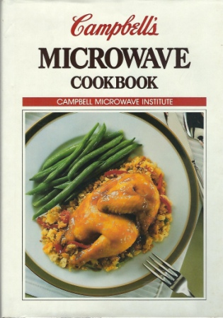 Image for Campbell's Microwave Cookbook