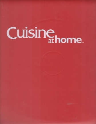 Image for Cuisine At Home - Special Edition All Issues for the Year 2004