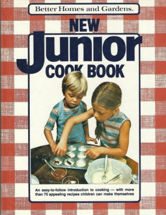 Image for Better Homes and Gardens New Junior Cook Book