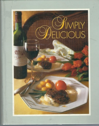 Image for Simply Delicious   (Sections 1-20)
