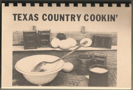 Image for Texas Country Cookin'