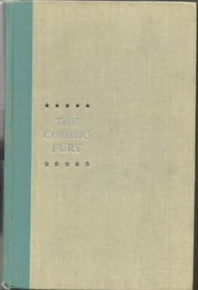 Image for Coming Fury The Centennial History of the Civil War, Volume One