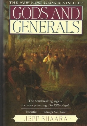 Image for Gods and Generals  A Novel of the Civil War