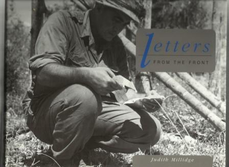 Image for Letters from the Front