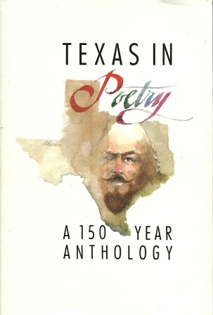 Image for Texas in Poetry  A 150-Year Anthology