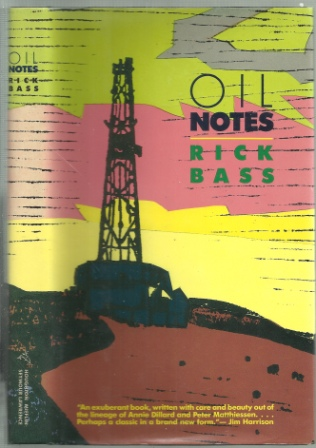 Image for Oil Notes