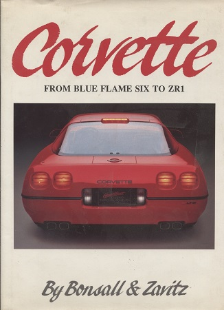 Image for Corvette: From Blue Flame Six To ZR1