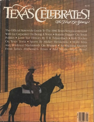Image for Texas Celebrates! The First 150 Years