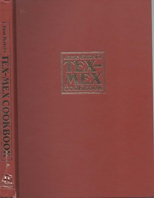 Image for Jane Butels Tex-Mex Cookbook
