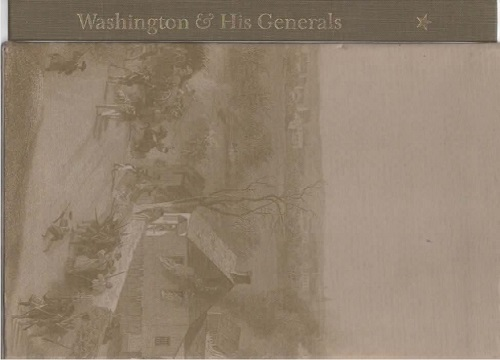 Image for Washington & His Generals