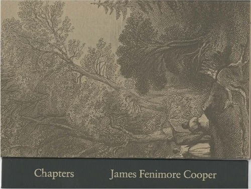 Image for James Fenimore Cooper, Chapters