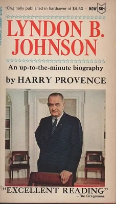 Image for Lyndon B. Johnson An Up-To-The-Minute Biography