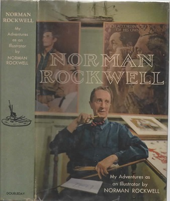 Image for Norman Rockwell, My Adventures As An Illustrator As Told to Thomas Rockwell