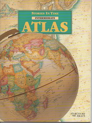 Image for Stories In Time: Intermediate Atlas Level 6