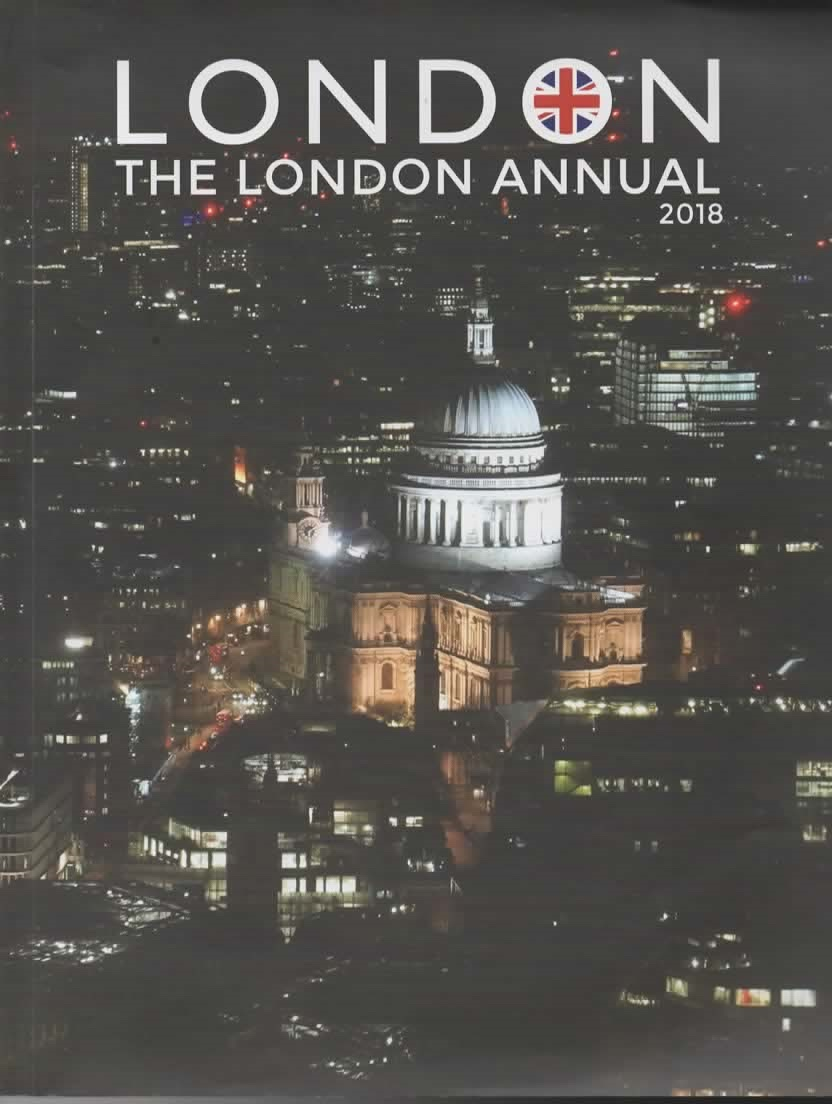 Image for The London Annual, 2018