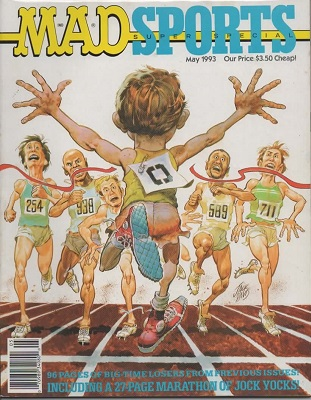 Image for Mad Magazine, Super Sports Special, May 1993