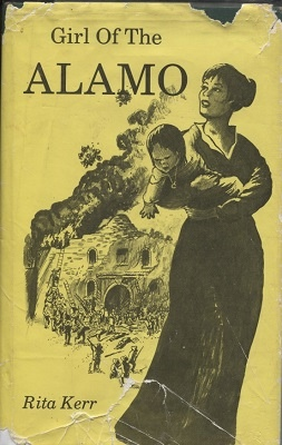 Image for The Girl of the Alamo