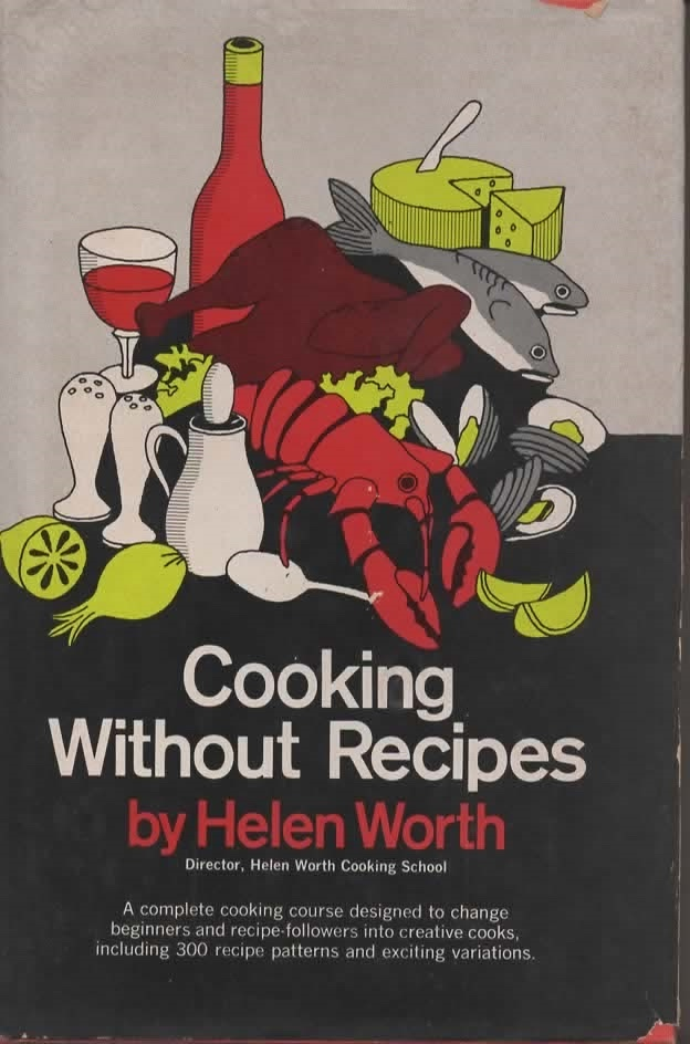 Image for Cooking Without Recipes