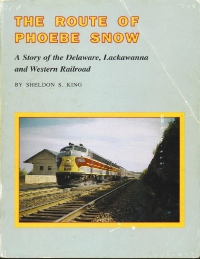 Image for The Route Of Phoebe Snow