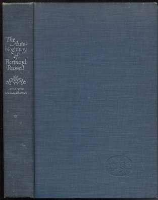 Image for The Autobiography of Bertrand Russell - Volume 1 1872 - 1914
