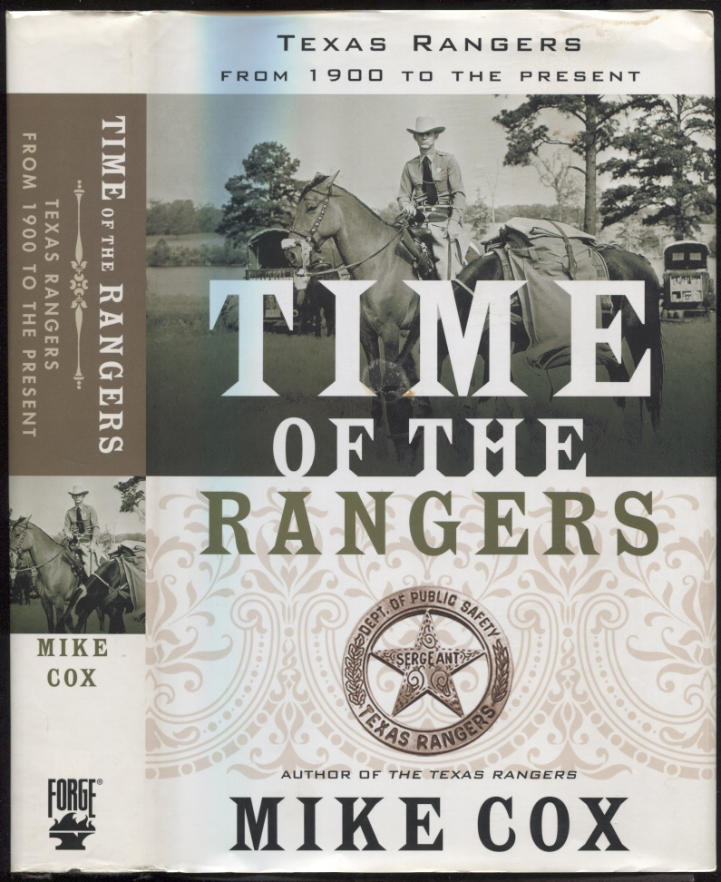 Image for Time of the Rangers Texas Rangers: from 1900 to the Present, Volume II