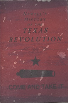 Image for Newell's History of the Texas Revolution