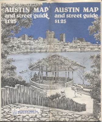 Image for Austin Map And Street Guide And Urban Areas