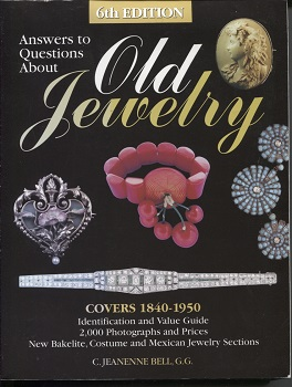 Image for Answers To Questions About Old Jewelry Covers 1840-1950