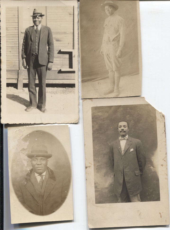 Image for Group Of Four African American Men