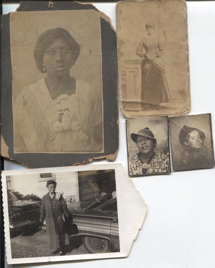 Image for Group Of Five African American Women