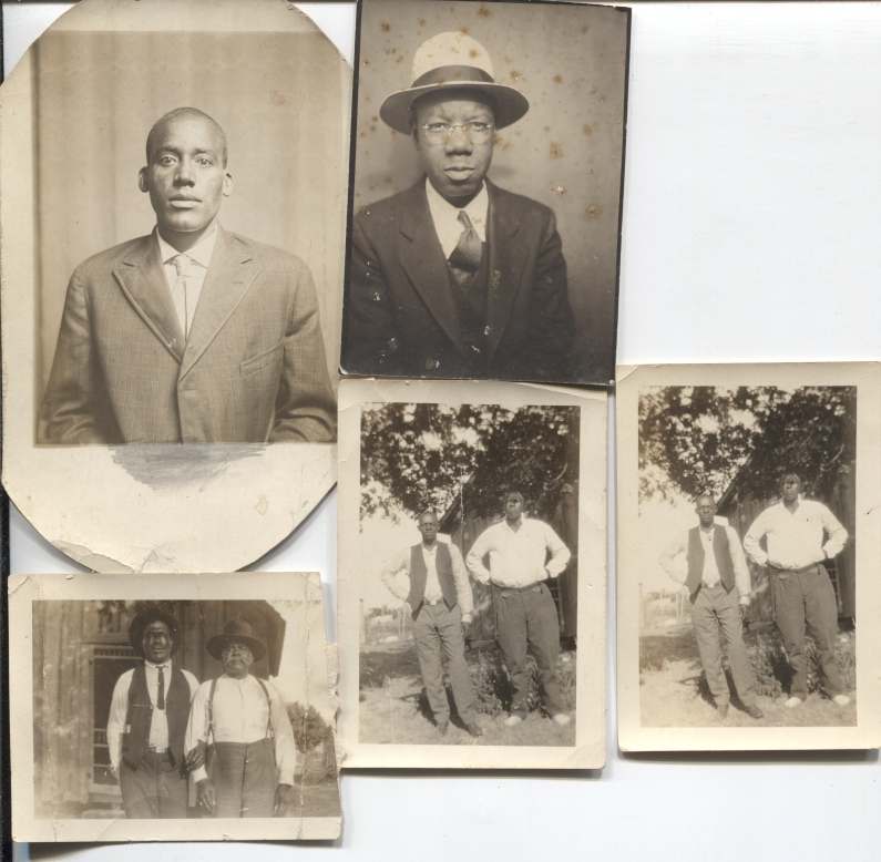 Image for Group Of Five African American Men