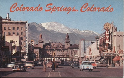 Image for Pikes Peak Avenue, Colorado Springs, Colorado #P19699