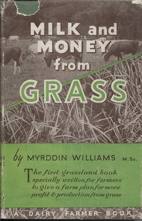 Image for Milk and Money from Grass