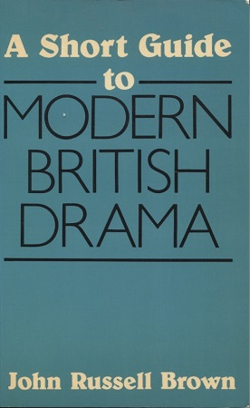 Image for A Short Guide to Modern British Drama